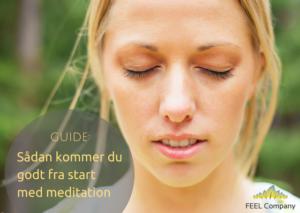 Sådan kommer du godt fra start med meditation