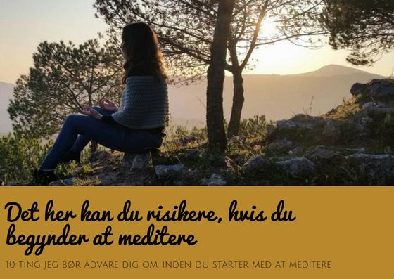 Er der bivirkninger ved meditation? 10 ting du bør vide, før du begynder at meditere.