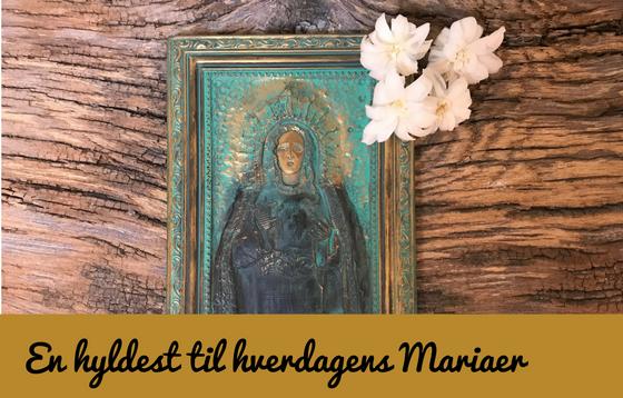 En hyldest til hverdagens Mariaer – Du behøver ikke være så unik.